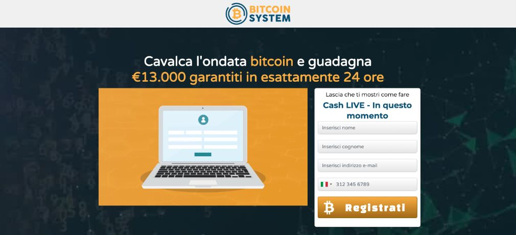 Bitcoin System Opinioni
