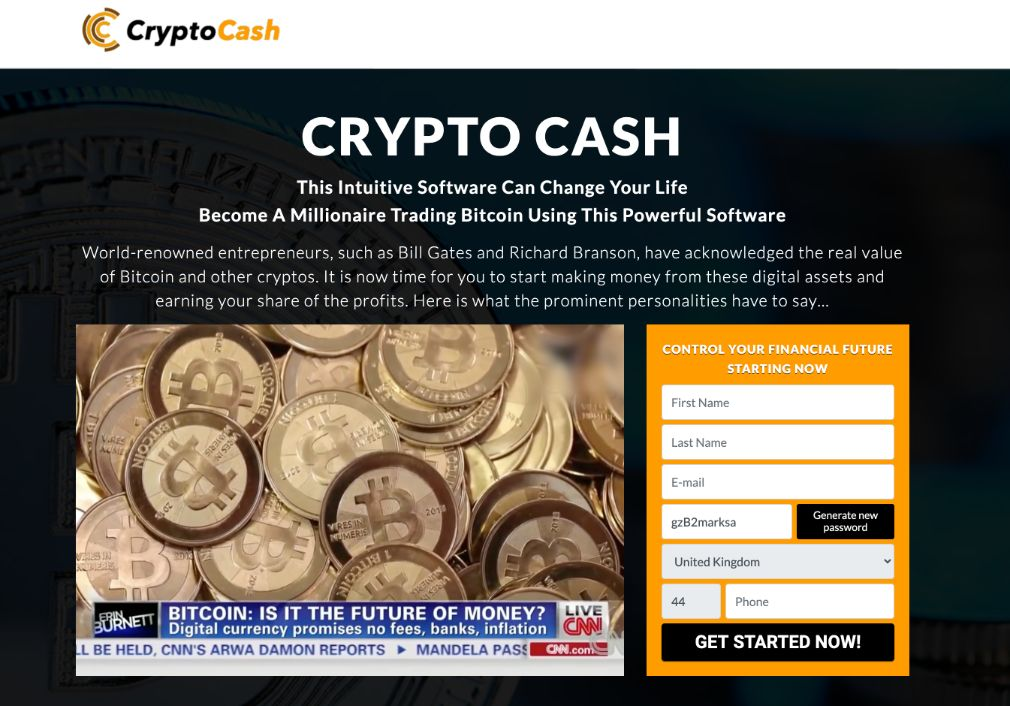 Crypto Cash Review – Is it SCAM or LEGIT broker?