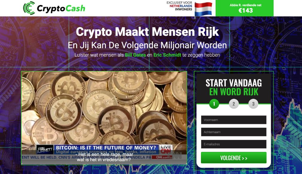 Crypto Cash Ervaringen & Reviews