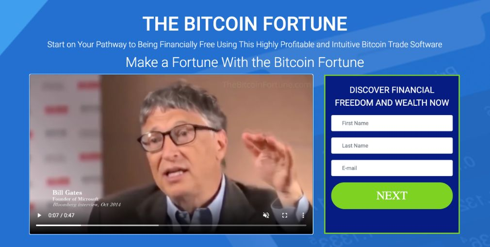 Bitcoin Fortune Review – Is it SCAM or LEGIT broker?